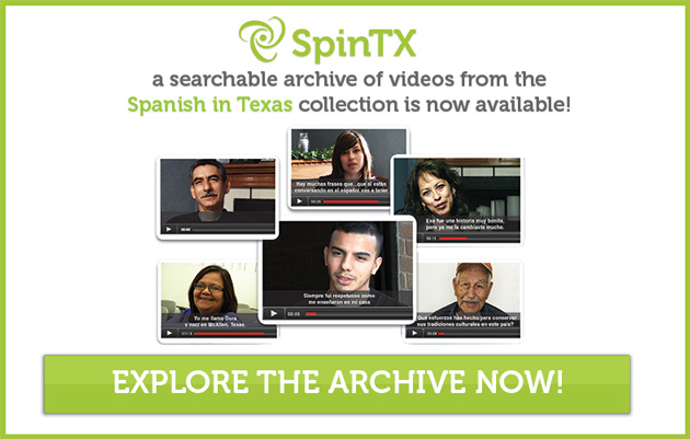 SpinTX Video Archive