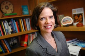 Dr. Jacqui Angel. Photo courtesy of the LBJ School of Public Affairs.