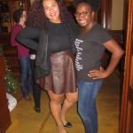 Shantel and Letisha
