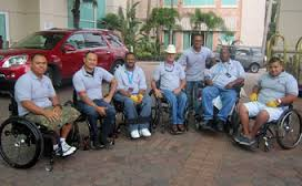 Medalists from the 33rd National Veterans Wheelchair Games (2013), from Houston, TX. (Source: U.S. Department of Veteran Affairs)