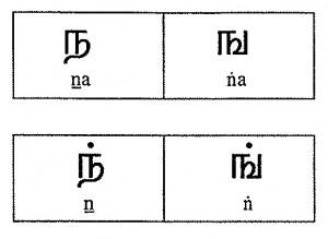 Tamil Script Learners Manual » Module 05