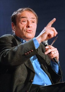 Influential French sociologist Pierre Bourdieu (1930-2002)
