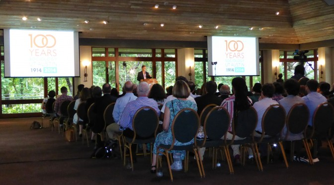 UT Austin Sociology Centennial Celebration